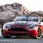 Aston Martin V12 Vantage S Roadster 2015