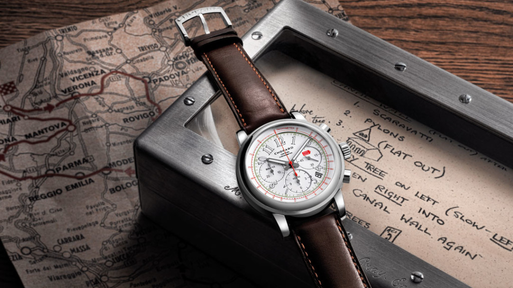 Chopard - Mille Miglia 2014 Race Edition