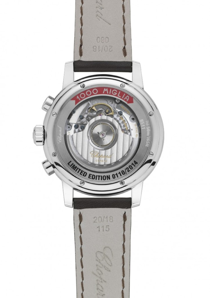 Chopard Mille Miglia 2014 Race Edition 1