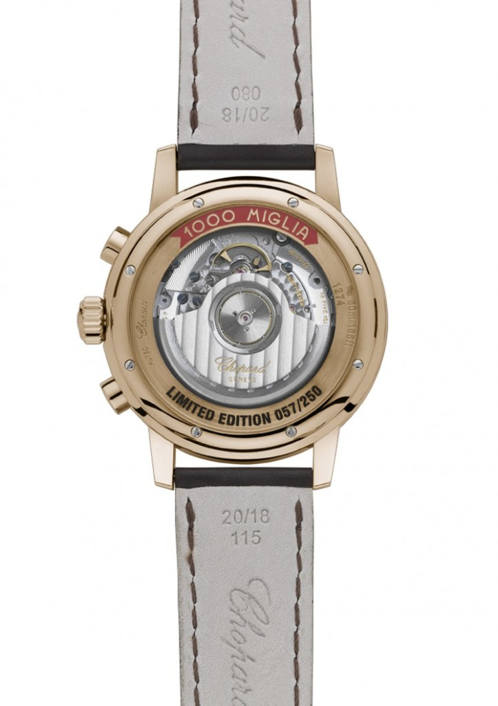 Chopard Mille Miglia 2014 Race Edition Gold 1