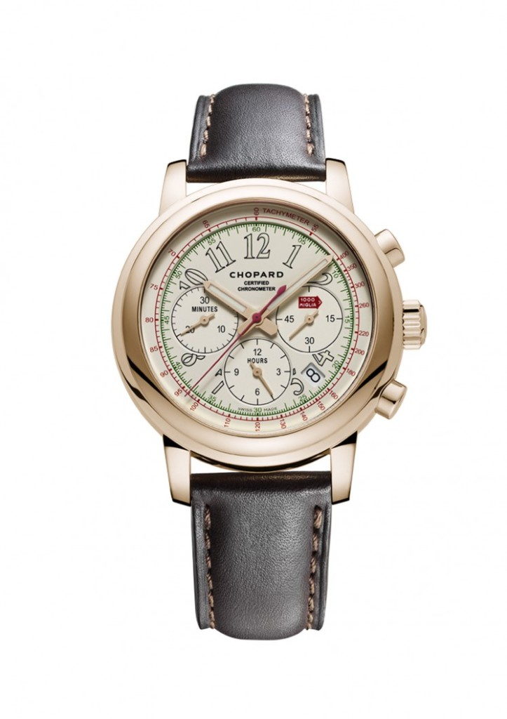 Chopard Mille Miglia 2014 Race Edition Gold