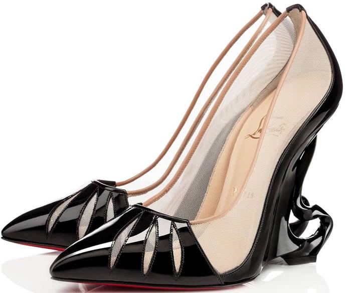 Christian Louboutin Angelina Jolie luxusni boty