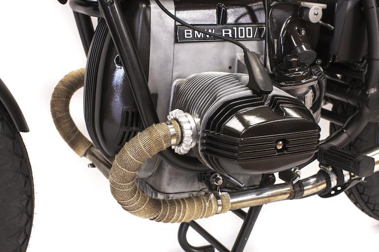 Deus Ex Machina - Steve R100 BMW 4