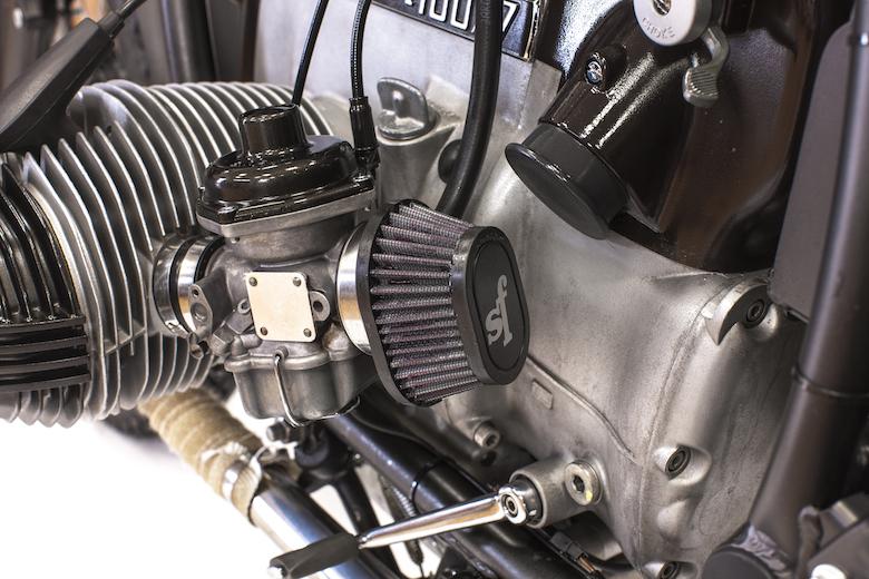 Deus Ex Machina - Steve R100 BMW 5