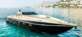 Hunton luxusní člun