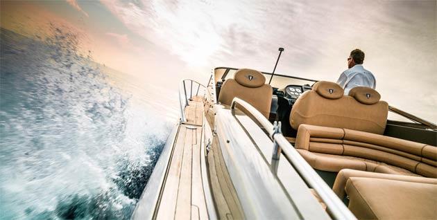 Hunton luxusní lodě