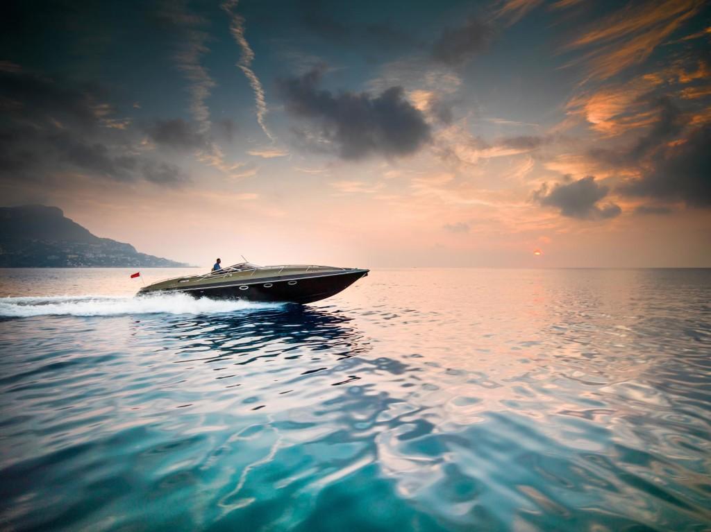 Hunton luxusni jachta