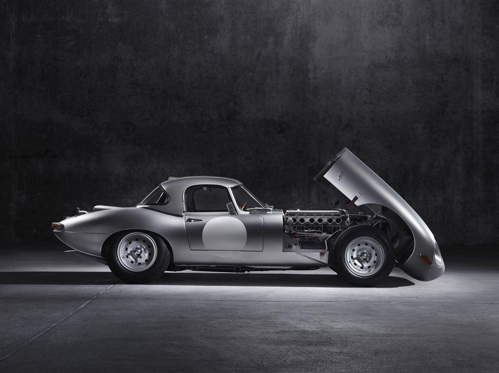 Jaguar Lightweight E-type 10