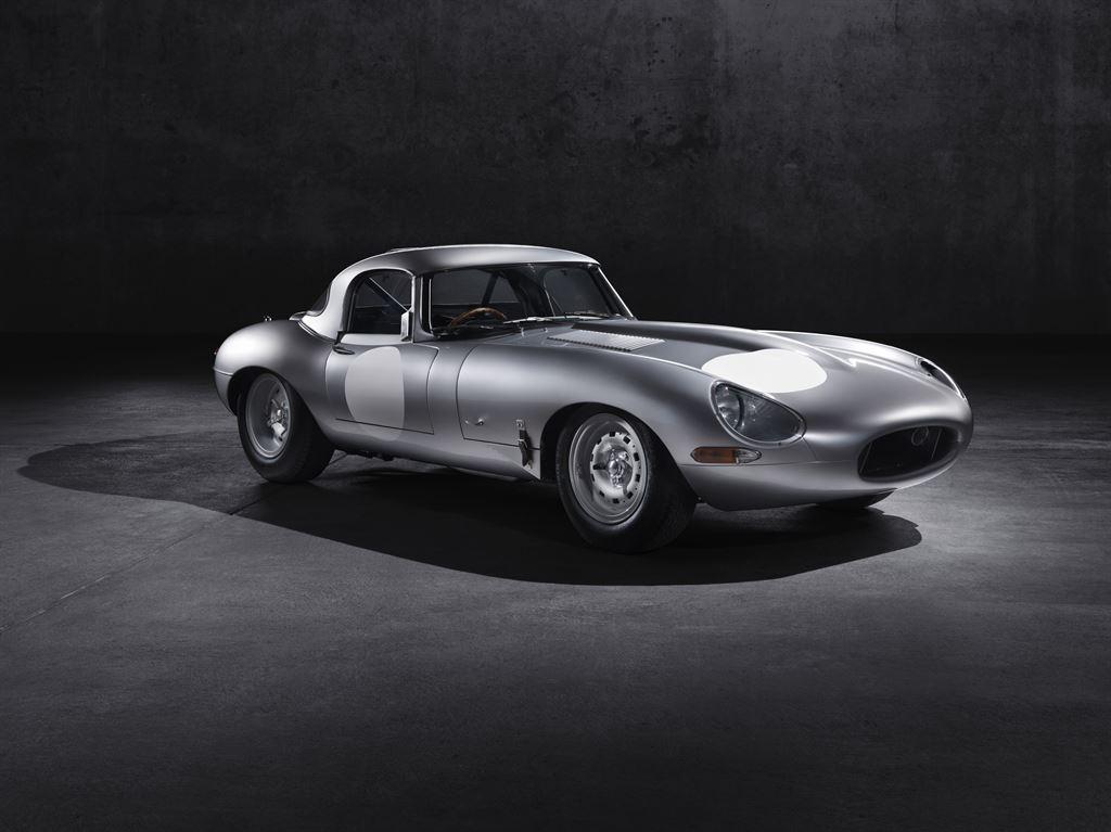 Jaguar Lightweight E-type 12
