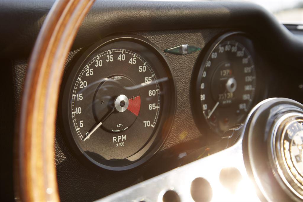 Jaguar Lightweight E-type 5