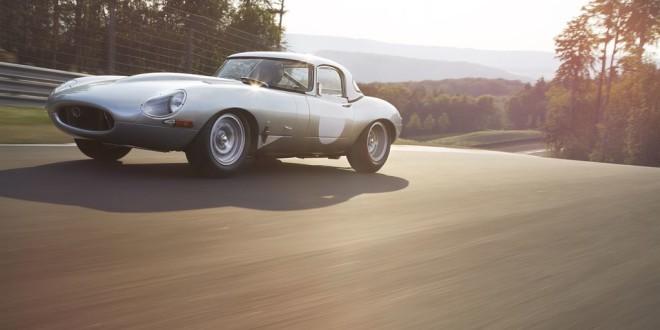 Jaguar Lightweight E-type 6