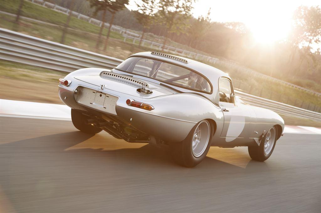Jaguar Lightweight E-type 8