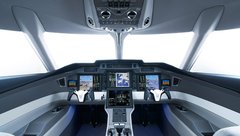 Luxusni letadla Pilatus PC-24