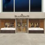 Blancpain otevřel butik v centru New Yorku