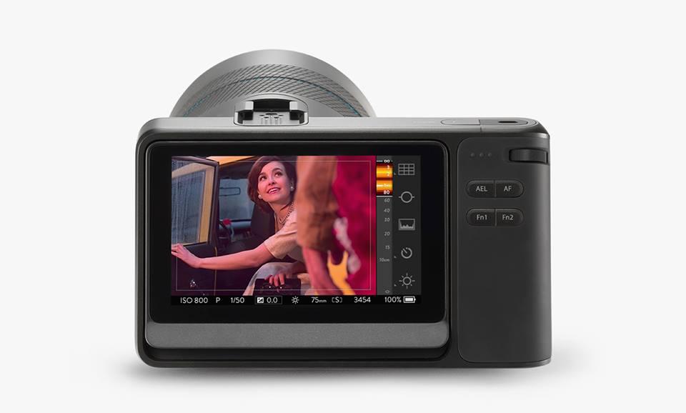 luxusni fotoaparat Lytro Illum