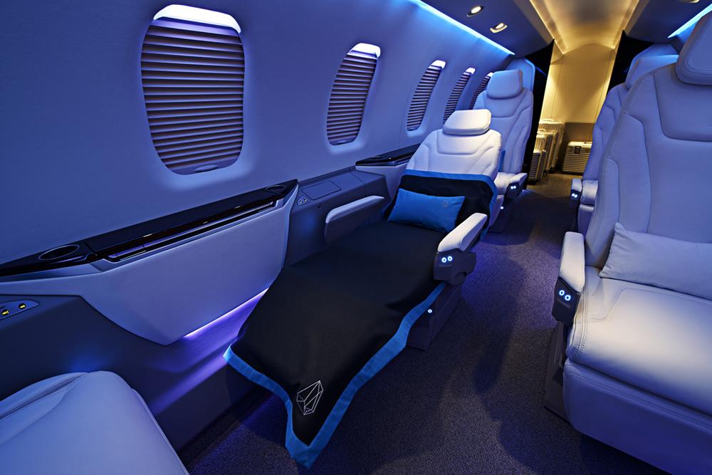 luxusni letadlo Pilatus PC-24