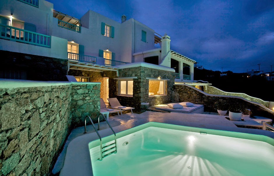 Bill & Coo Suites Mykonos 16