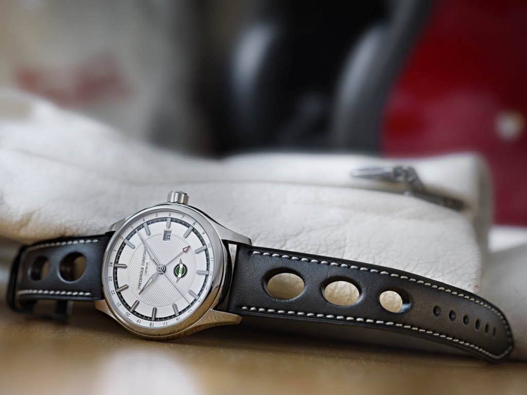 Hodinky Frederique Constant Healey GMT 24H