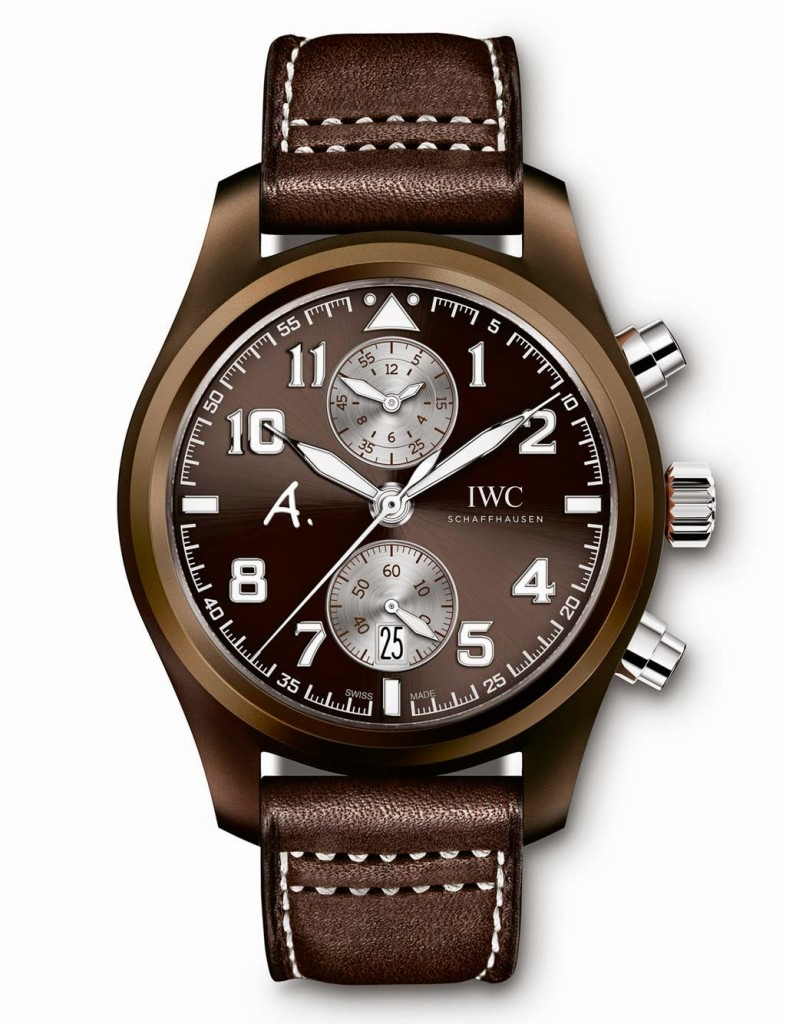 IWC Pilot - The Last Flight 1