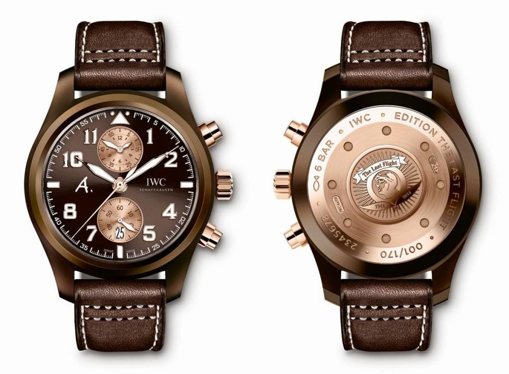 IWC-Pilot-Watch-Chronograph-Edition_The Last Flight