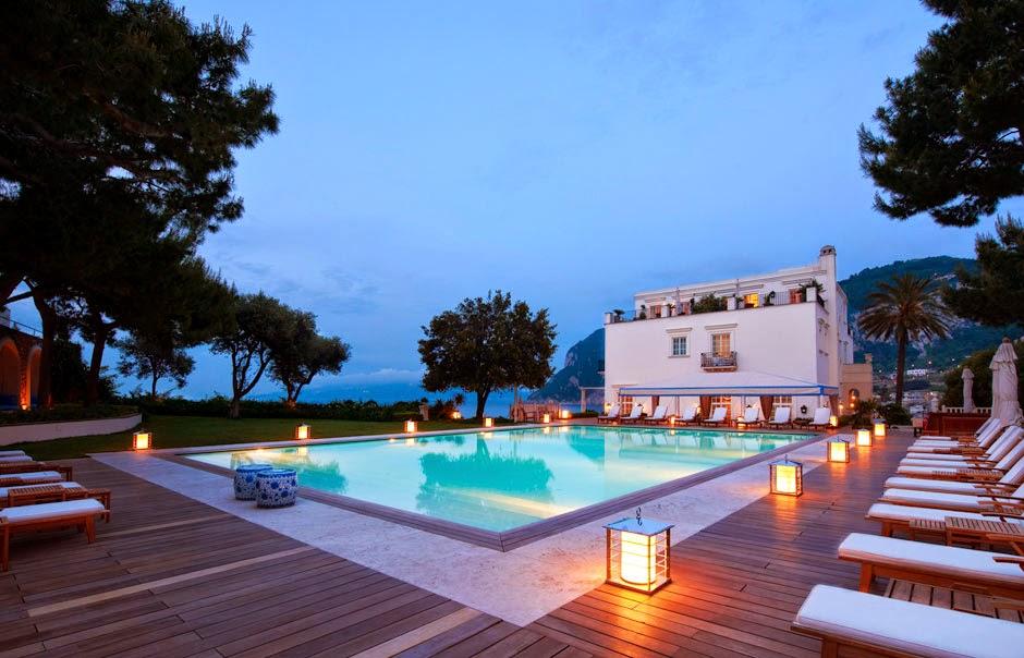J.K. Capri Italy 1