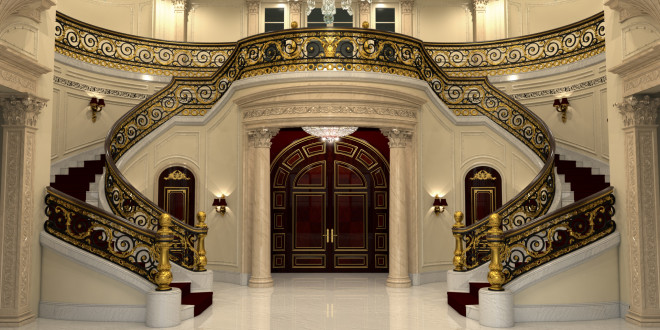 Le Palais Royal - luxusní dům na prodej