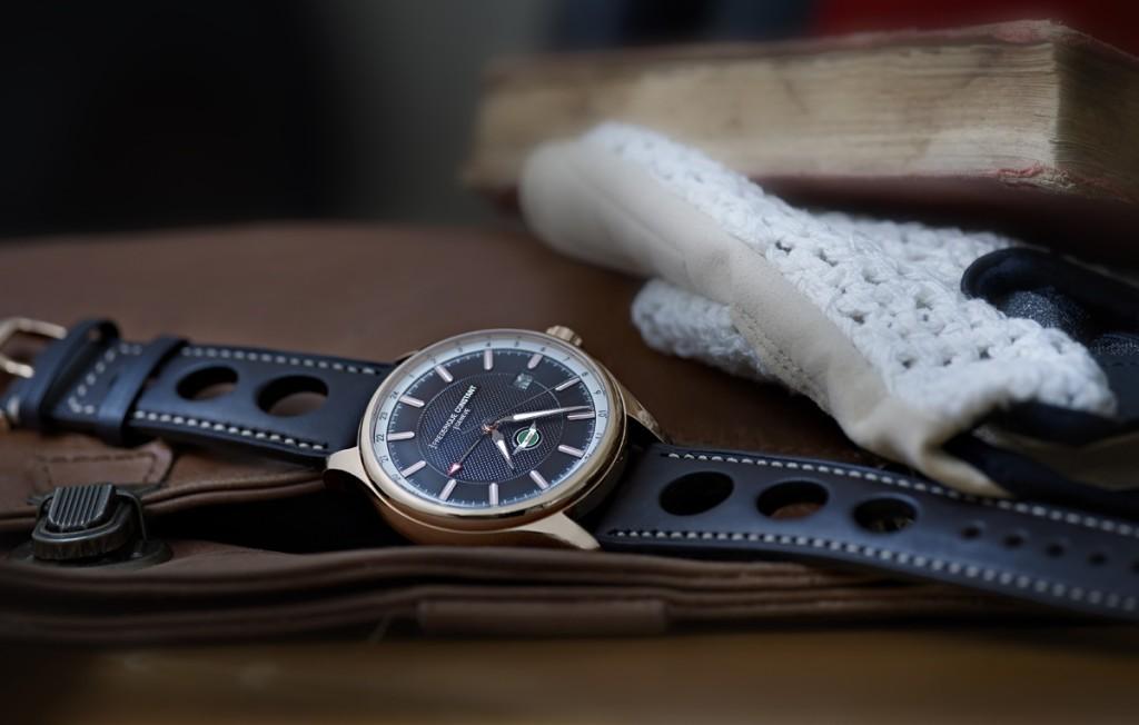 Luxusni hodinky Frederique Constant Healey GMT 24H