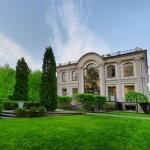 Luxusní sídlo v Moskvě
