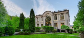 Sotheby Moscow Mansion