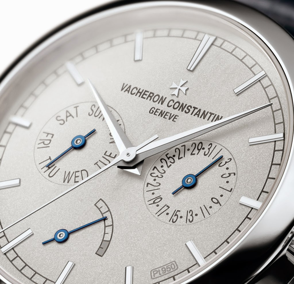 Vacheron Constantin–Traditionnelle Day-Date and Power Reserve