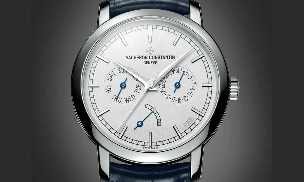 Vacheron Constantin– Traditionnelle Day-Date and Power Reserve