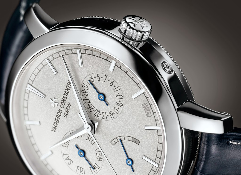 Vacheron-Constantin–Traditionnelle Day-Date and Power Reserve