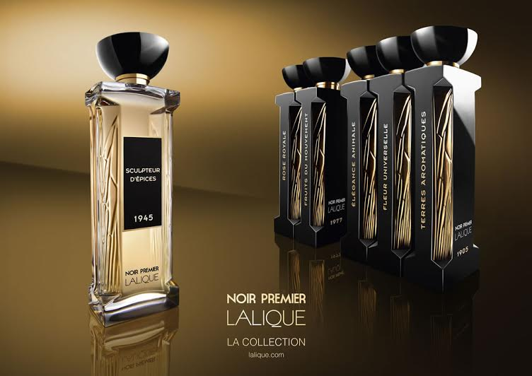Lalique Noir Premier Collection Perfume