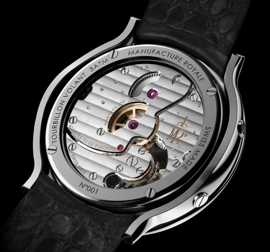 Manufacture Royale 1770 Tourbillon