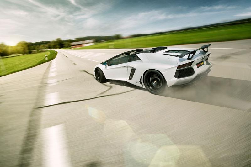 Novitec Torado – Lamborghini Aventador LP700-4