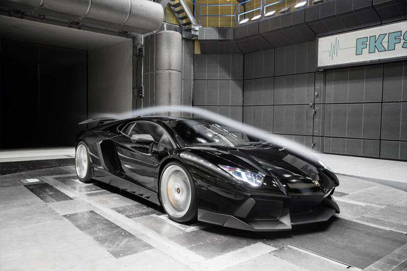 Novitec Torado Lamborghini Aventador 3