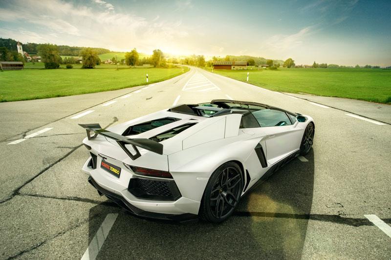 Novitec Torado Lamborghini Aventador LP700