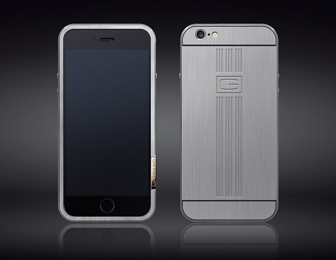 iPhone 6 kryt Gresso Titan