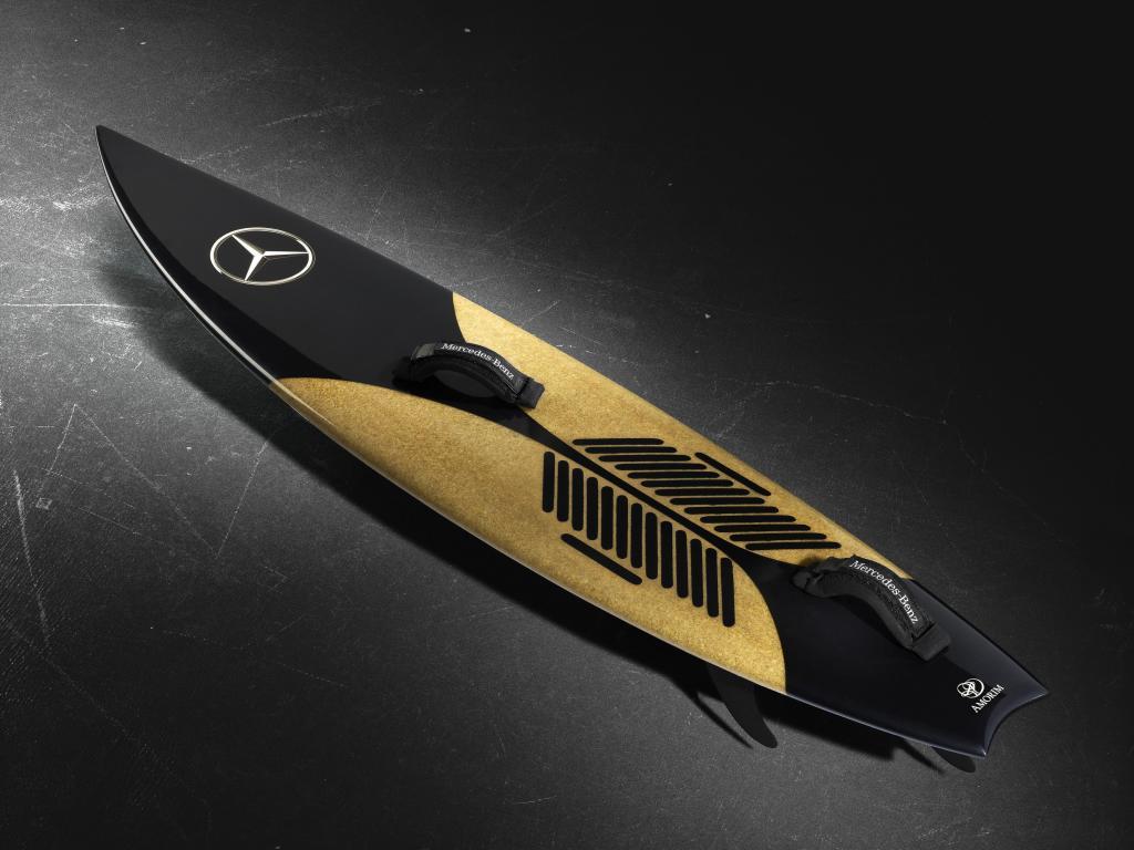Mercedes-Benz & Garrett McNamara