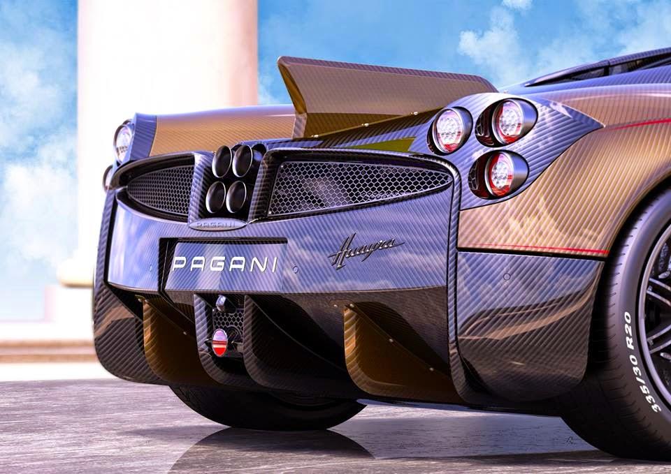 Pagani Huayra Dinastia Limited Edition 1