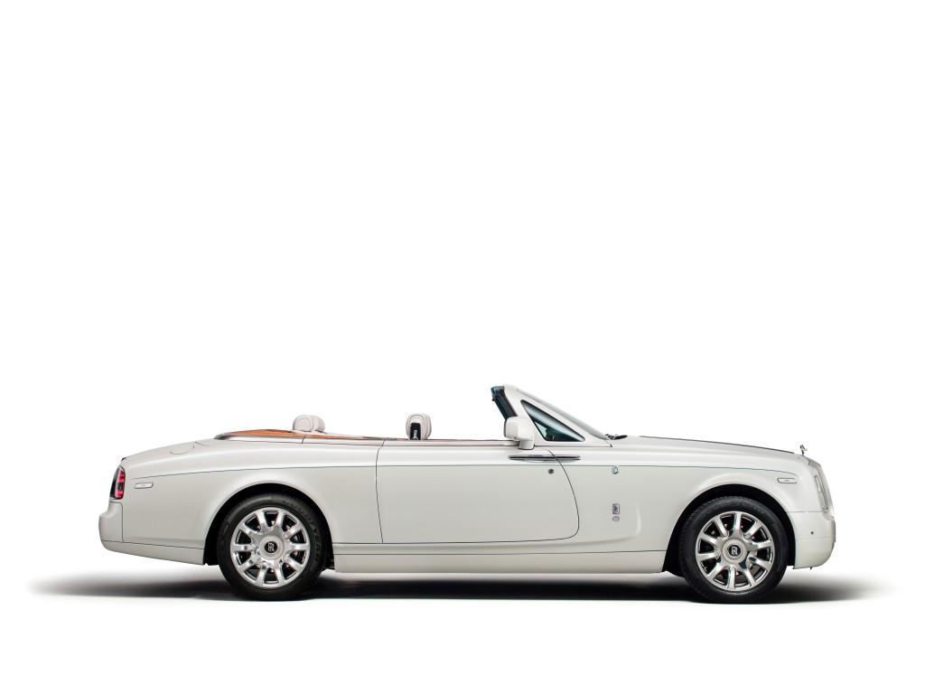 Rolls-Royce Maharaja Phantom Drophead Coupé 1