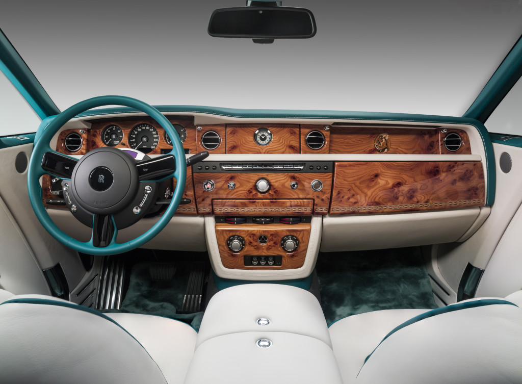 Rolls-Royce - Maharaja Phantom Drophead Coupé