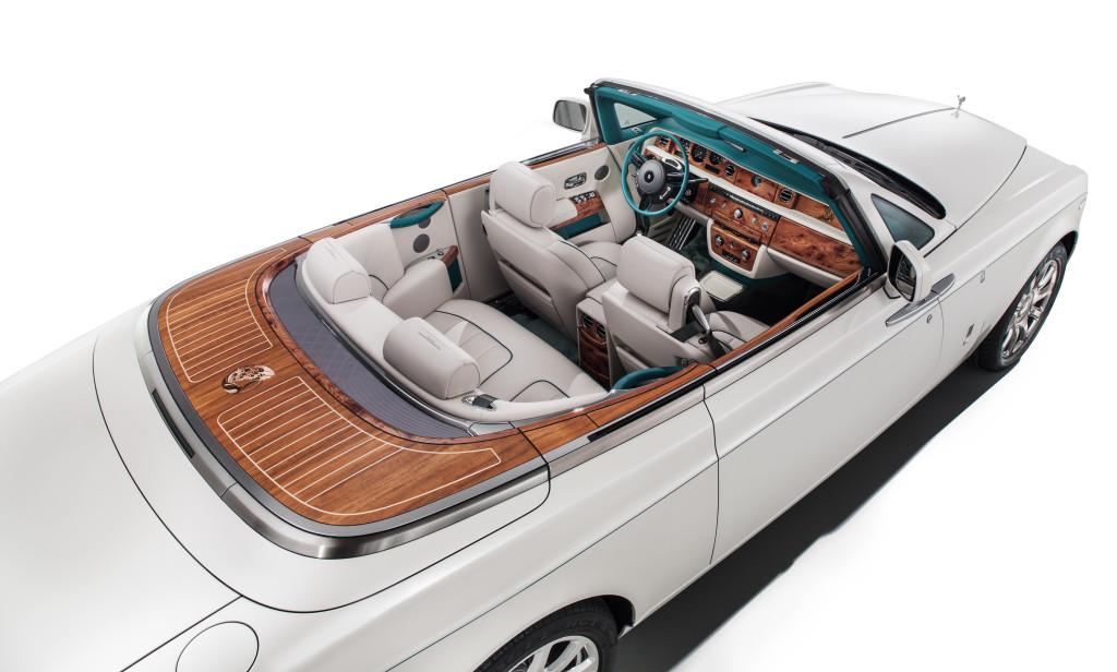 Rolls-Royce Maharaja Phantom Drophead Coupé