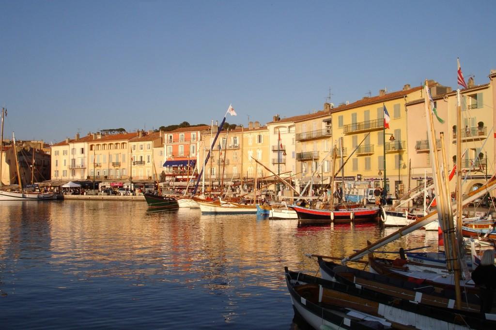 Vieux Port_Saint_Tropez