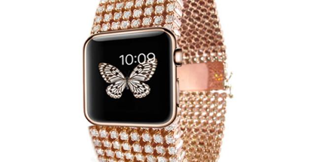 Apple-Watch-diamond-iwatch-mervis diamond importers