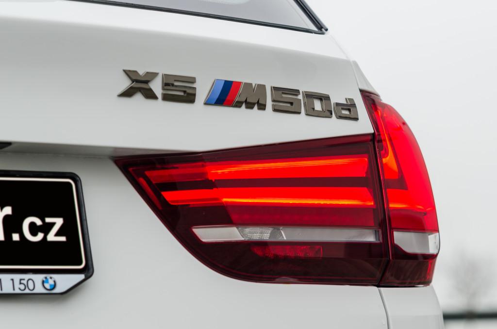 BMW X5 50d