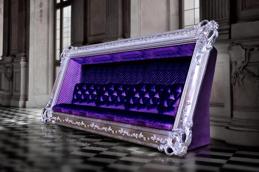 Luxusní nábytek Slokoski Frame Chair