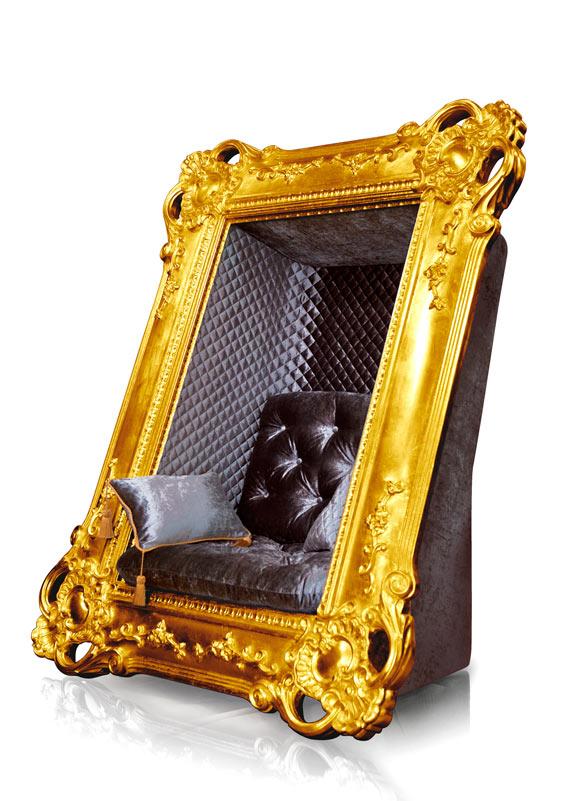 Luxusní nábytek Slokoski - Frame Chair