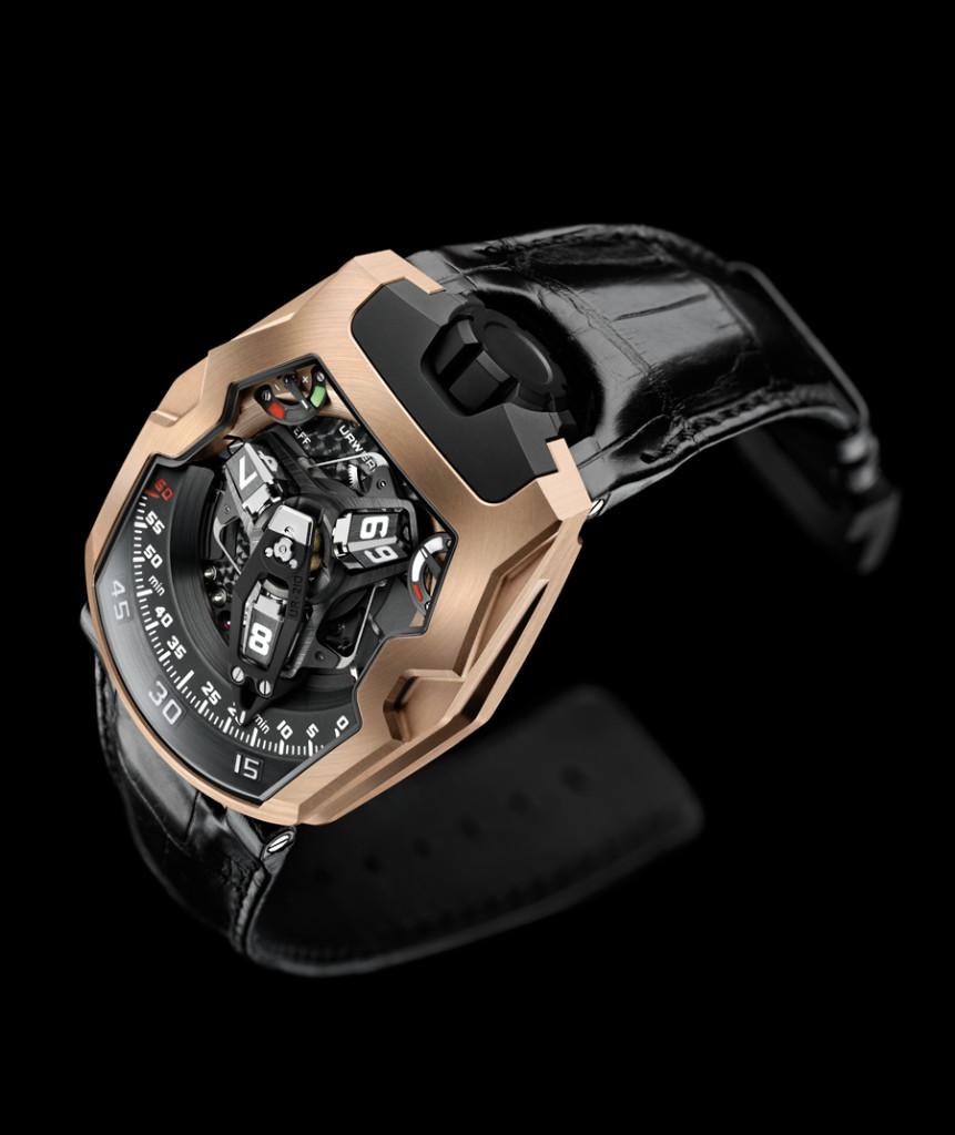 hodinky URWERK UR-210