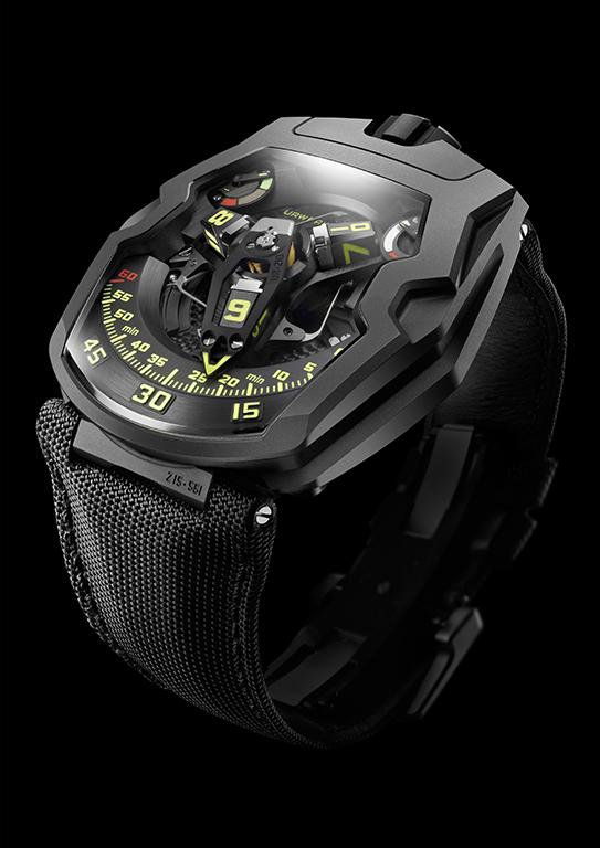 hodinky URWERK UR-210y